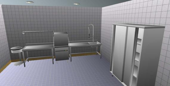 Devis 3d sur demande pour les laboratoires h pitaux chr for Robinetterie cuisine professionnelle