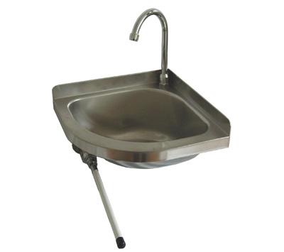Lave mains inox et lavabos cogenim retrouvez notre gamme - Commande femorale pour lave main ...