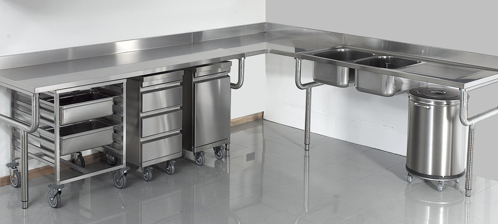 Destockage noz industrie alimentaire france paris for Evier inox cuisine professionnelle